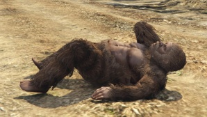 GTA 5 Big Foot © Rockstar Games