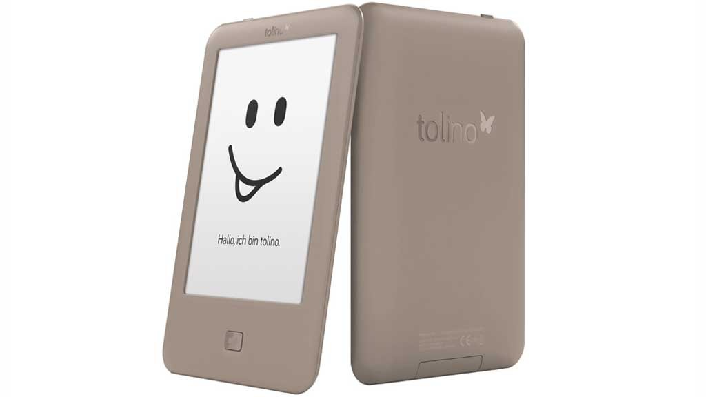 eBook-Reader Tolino Page©Telekom, Tolino-Allianz