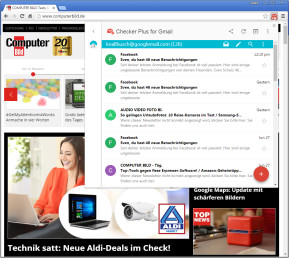Checker Plus for Gmail für Chrome