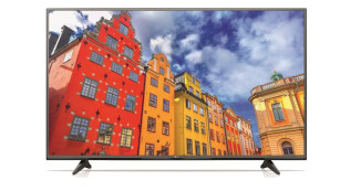 LG 65UF6809 164 cm (65 Zoll) Fernseher (Ultra HD, Smart TV Web OS, Triple Tuner, Magic Remote Ready, Motion Eco Sensor) [Energieklasse A+] © Amazon