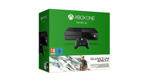 Xbox One 500GB Konsole - Bundle inkl. Quantum Break und Alan Wake © Amazon
