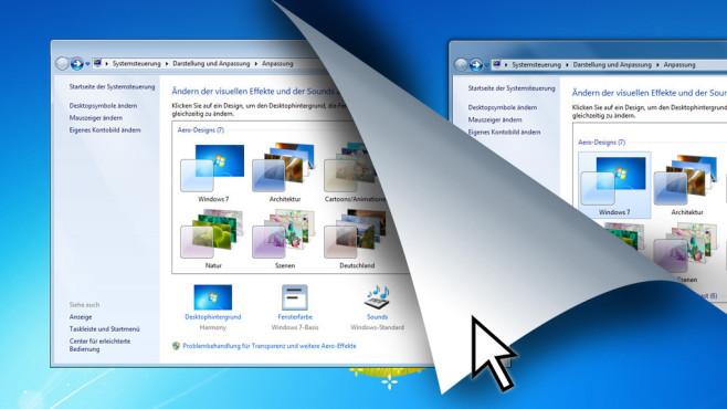 Aero Glass in VirtualBox sehen ©COMPUTER BILD