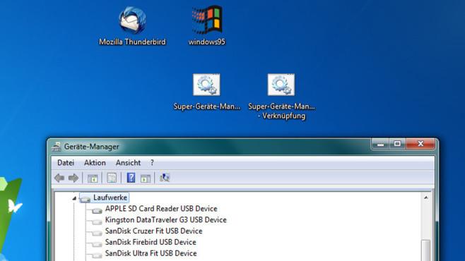 Alle Geräte im Geräte-Manager anzeigen ©COMPUTER BILD