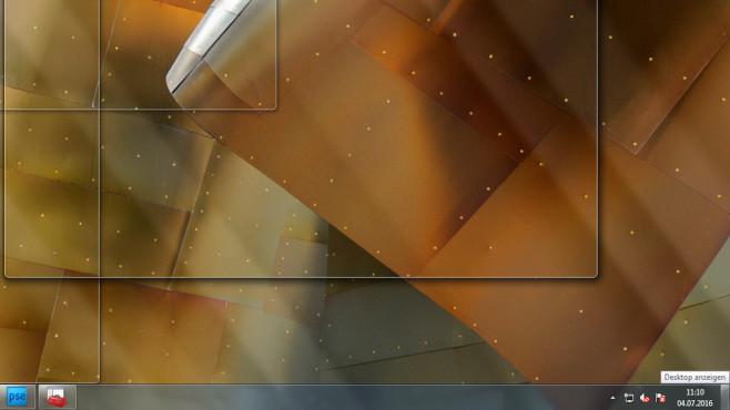 Erweiterte Fensterfunktionen ©COMPUTER BILD