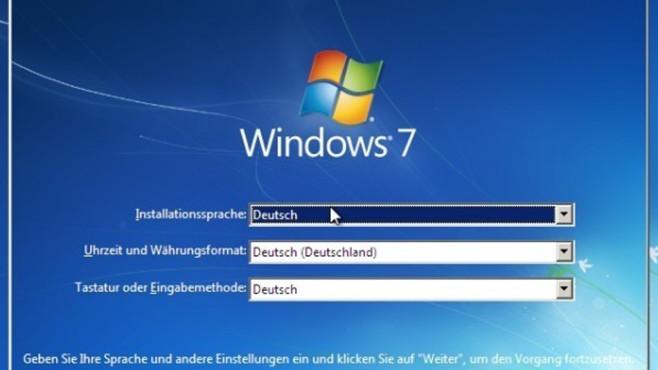 Mehrere Windows-Versionen installieren ©COMPUTER BILD