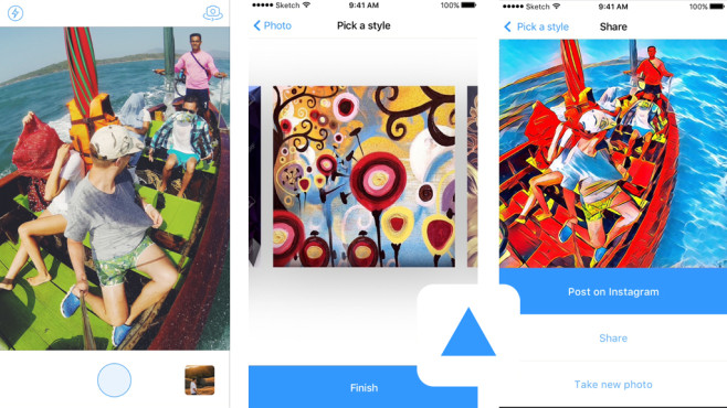Prisma – art filters and photo effects ©Alexey Moiseenkov