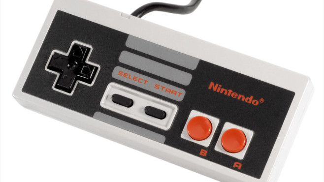 NES-Controller©Nintendo