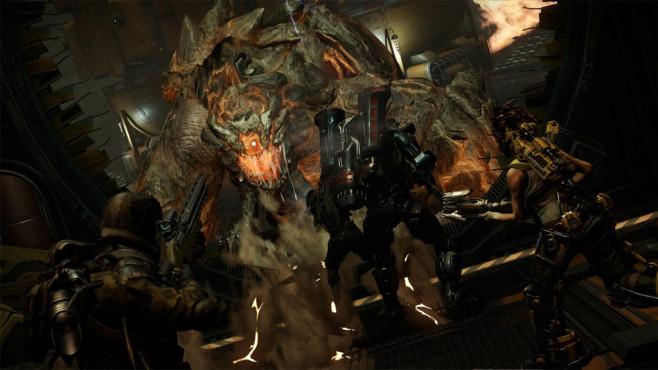 Evolve: Behemoth©2K Games