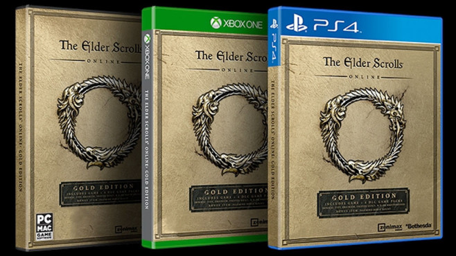 The Elder Scrolls Online: Gold-Edition © Bethesda