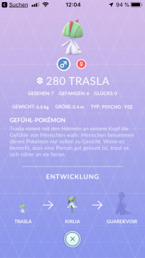 Pokémon GO © Niantic