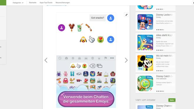 Disney Emoji Blitz©Screenshot: https://play.google.com/store/apps/details?id=com.disney.emojimatch_goo