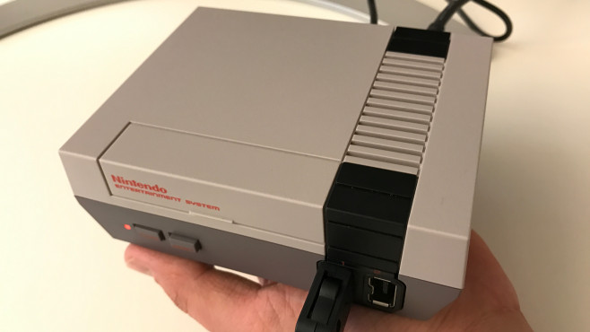 Nintendo Classic Mini©COMPUTER BILD