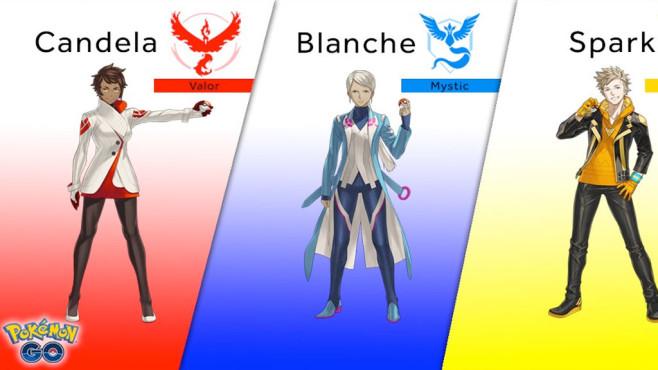 Pokémon GO: Updates und Bug-Fixes©Niantic/Nintendo