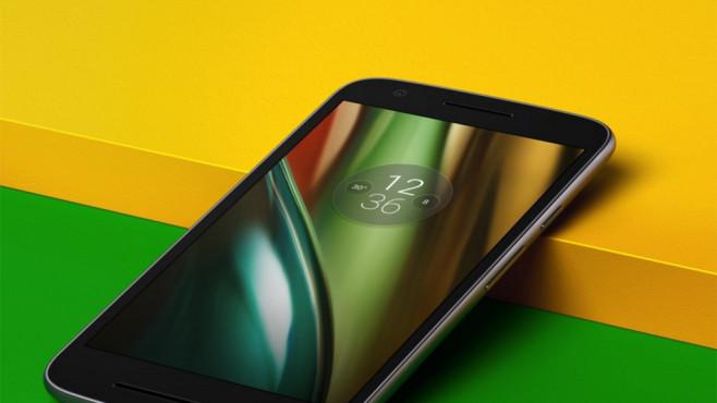 Smartphone Moto E3©Presse@Motorola