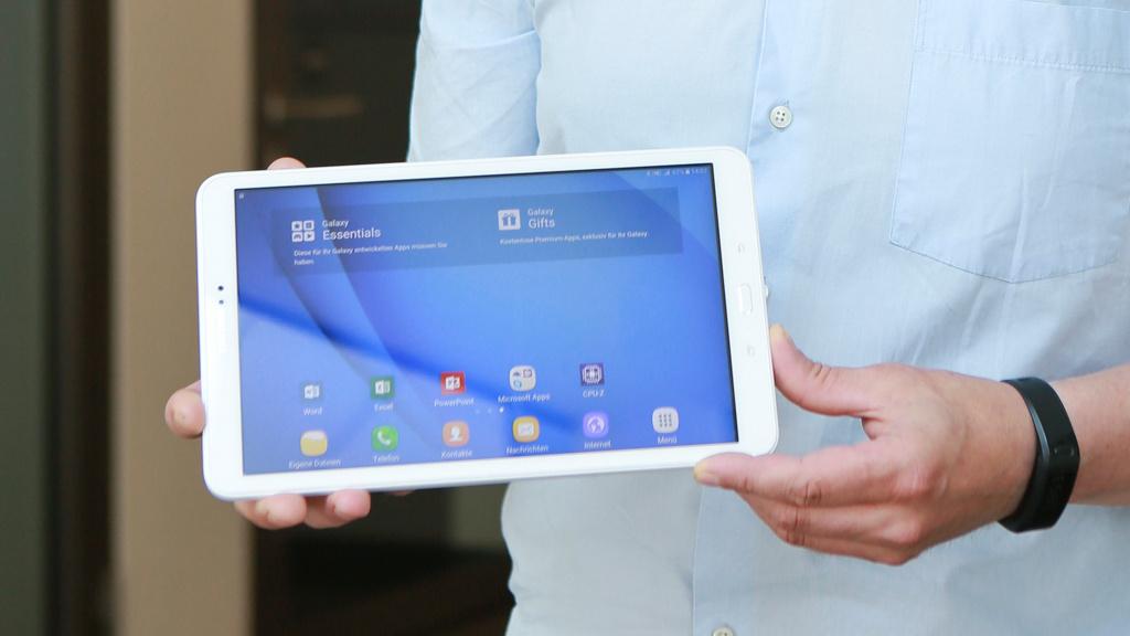 88c33ef67bba0 Samsung Galaxy Tab A 10.1 (2016)  Test - COMPUTER BILD