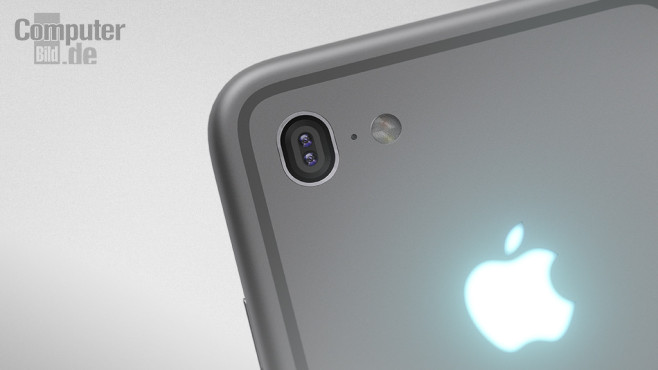 iPhone 7: Kamera © COMPUTER BILD