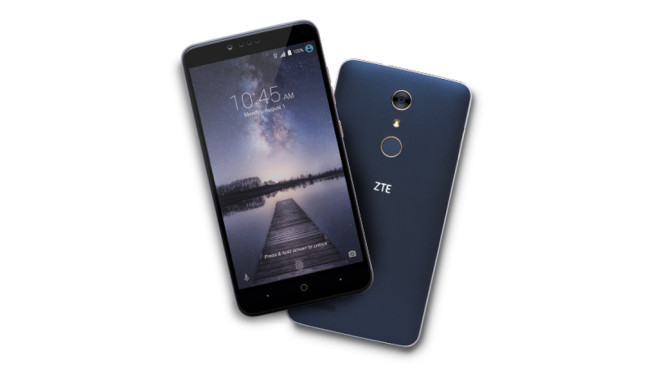 Zte 6 Zoll Smartphone Für 99 Us Dollar Computer Bild