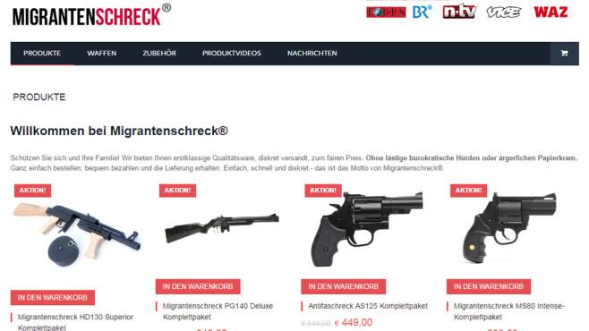 Screenshot Migrantenschreck©COMPUTER BILD