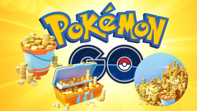 Pokémon GO: Mikrotransaktionen©Niantic