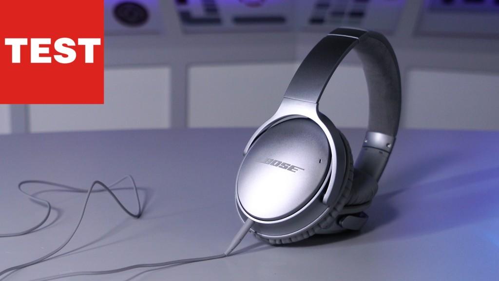 Test: Bose QuietComfort 35 - AUDIO VIDEO FOTO BILD