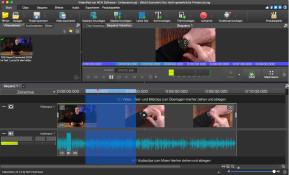 VideoPad Video-Editor (Mac)