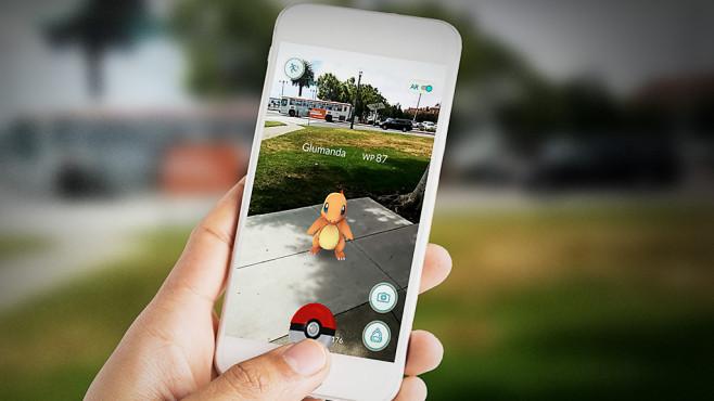 Pokémon GO©2016 Pokémon/Nintendo, ©istock.com/villagemoon