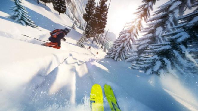 Steep: Ski©Ubisoft