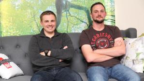 Steffen und Gerrit©COMPUTER BILD