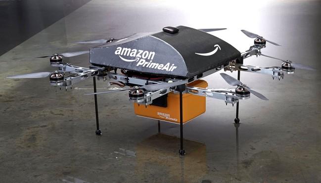 Amazon Drohne©Reuters