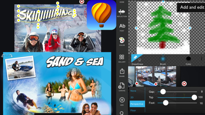 Vivid Collage ©Vivid Apps