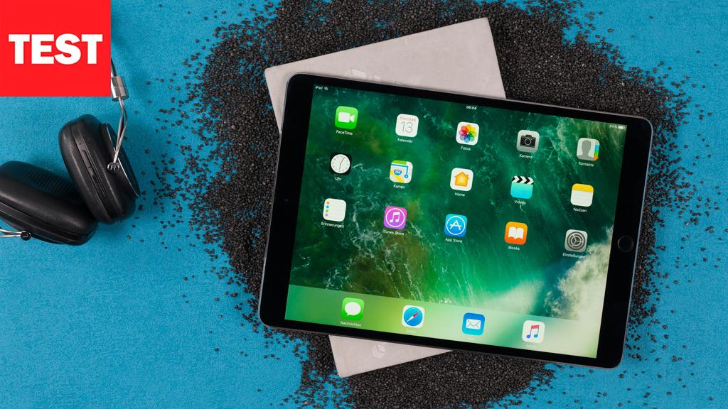 apple ipad pro 10 5 test des tablets computer bild. Black Bedroom Furniture Sets. Home Design Ideas