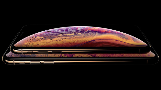 Apple 2018: iPhone XS und XS Max © Apple