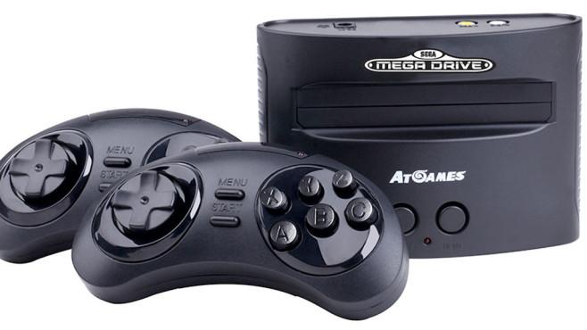 Sega Mega Drive: Remake©Sega
