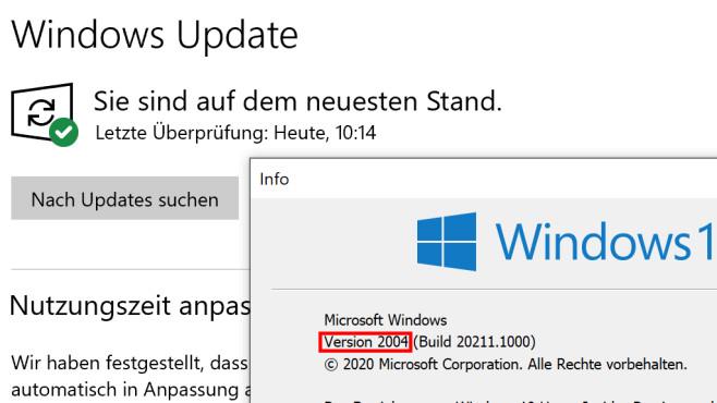 Updates vor dem Update durchführen ©COMPUTER BILD