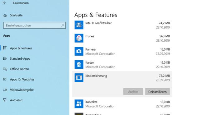 Windows-PC aufräumen ©COMPUTER BILD