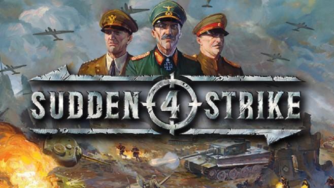 تحميل لعبة sudden strike 4 من ميديا فاير