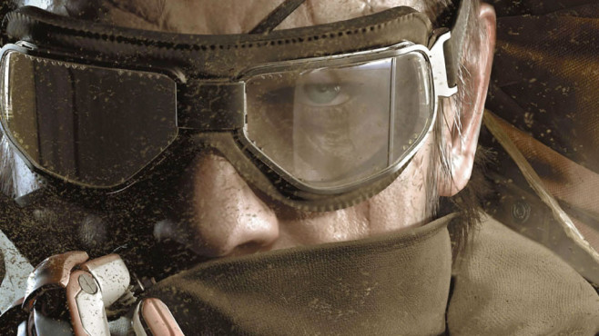 Metal Gear Solid 5 – Definitive Edition©Konami