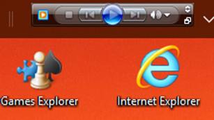 Windows Media Player in Taskleiste anzeigen©COMPUTER BILD