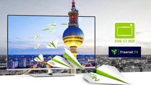 DVB-T2-Receiver Test 2019 © Technisat, Freenet