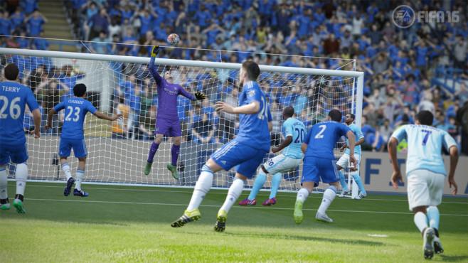 FIFA 16: Platz©EA