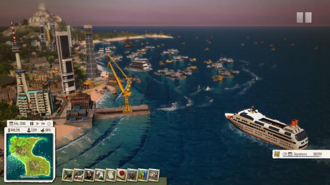 Tropico 5: Waterborne-DLC©Haemimont Games