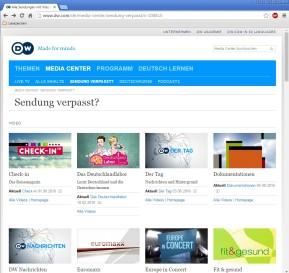 DW-Mediathek (Deutsche Welle)