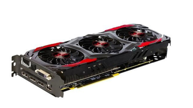 Powercolor Radeon RX 480 Red Devil © Powercolor