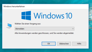 Windows 8/10: Tastenkombination Windows-X funktioniert nicht © COMPUTER BILD