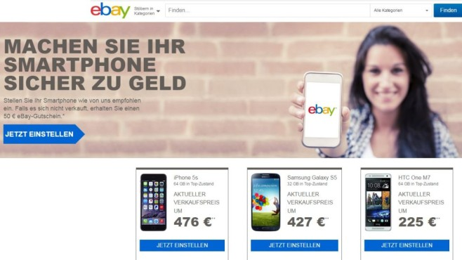 gebrauchte smartphones auf ebay bilder screenshots. Black Bedroom Furniture Sets. Home Design Ideas