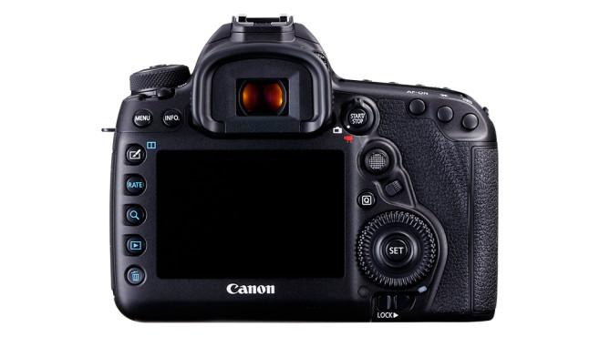 Canon EOS 5D Mark IV©Canon