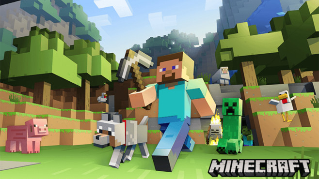 Minecraft©Mojang / Microsoft