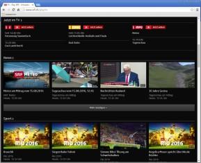 SRF-Mediathek (Schweizer Fernsehen)