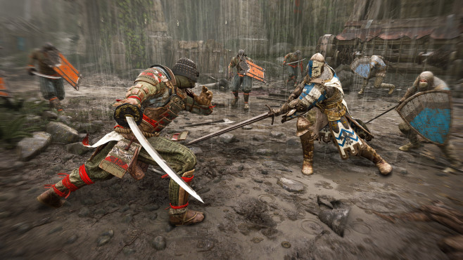 For Honor©Ubisoft