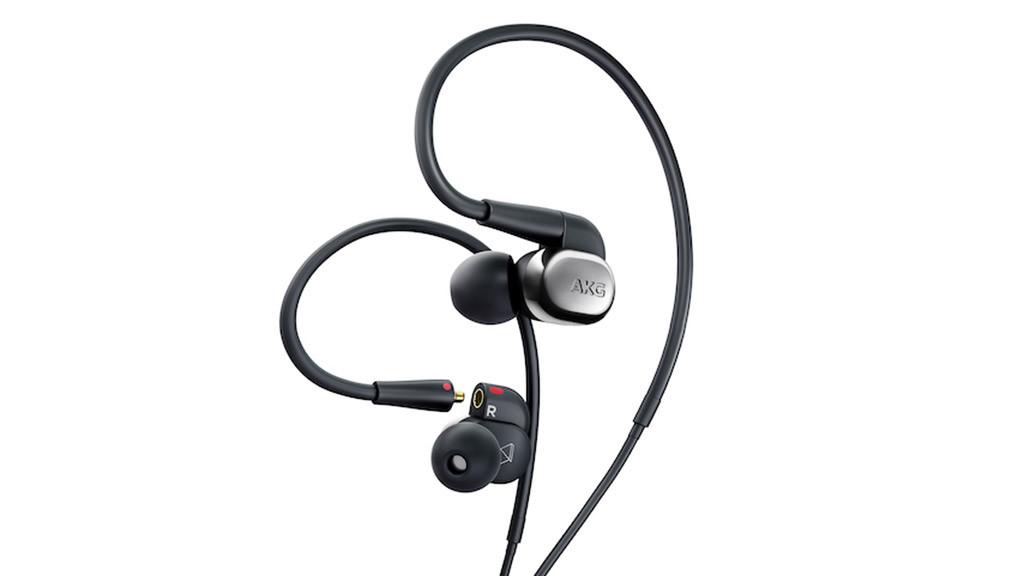 akg n40 test in ear mit klangfiltern audio video foto bild. Black Bedroom Furniture Sets. Home Design Ideas